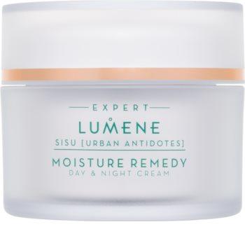 Lumene Sisu [Urban Antidotes] дневен и нощен крем за всички типове кожа на лицето